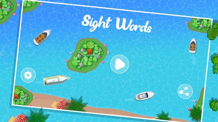 Sight Words Pre-K To 5th Grade