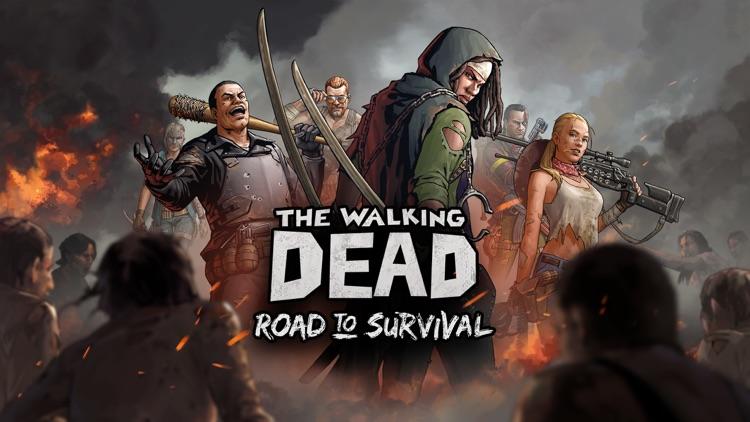 Walking Dead: Road to Survival screenshot-0