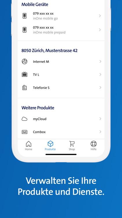 My Swisscom screenshot-4