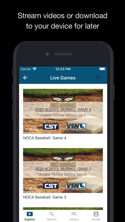 Varsity Sports Now screenshot-3