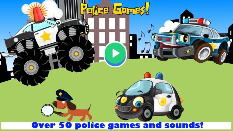 Police Games Toddler Kids FULL screenshot-0