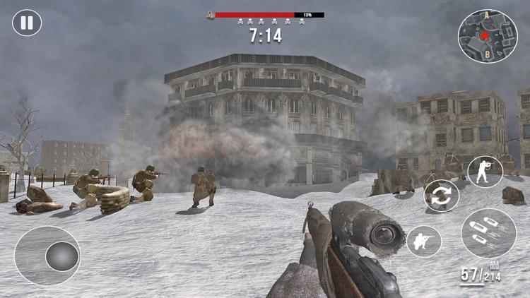World War 2 Battlefield screenshot-4