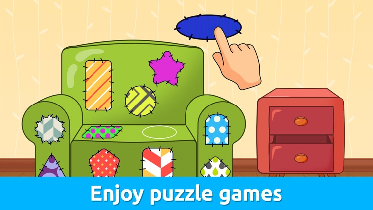 Baby Games: Shapes & Colors