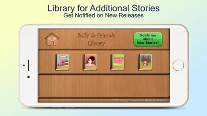 Sally & Friends:  The Birthday Screenshots