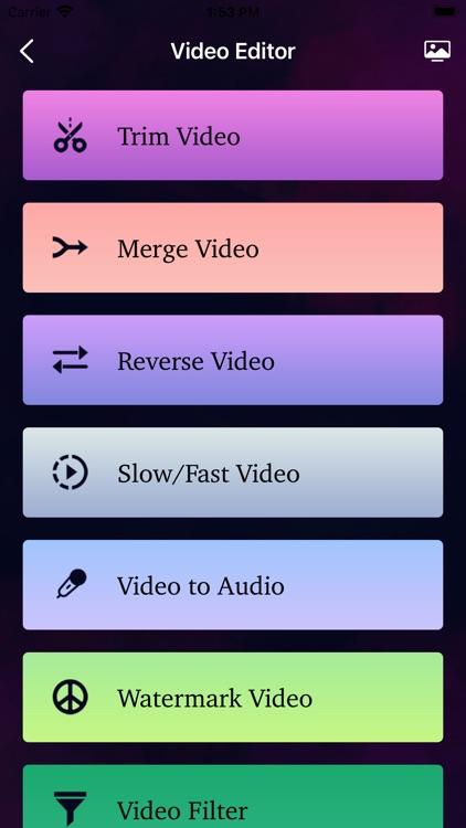 Video Cutter & HD Media Player