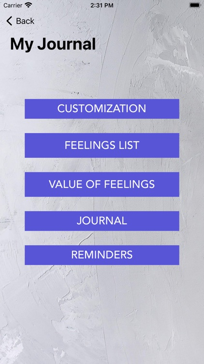 Counselling Journal