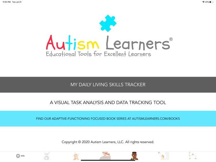 My Daily Living Skills Tracker screenshot-5