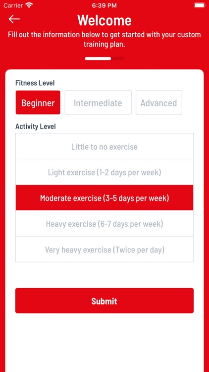 KevTheTrainer Fitness Coach screenshot-4