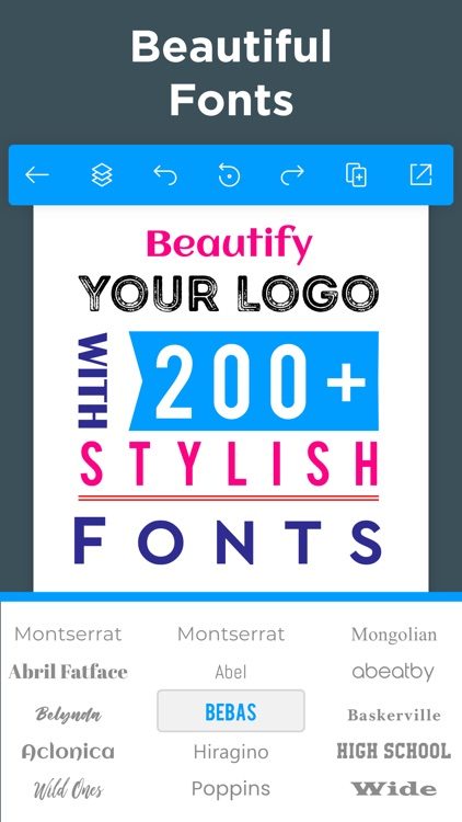 Logo Maker - Design Creator screenshot-8