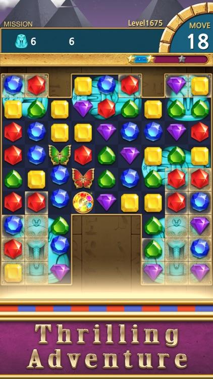 Jewels Pharaoh screenshot-8