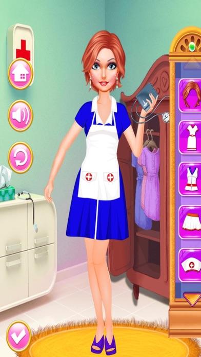 Beautiful Dress Up&Makeup Girl screenshot 3