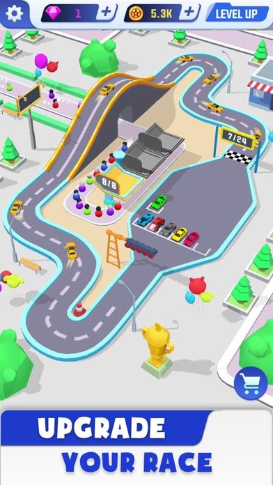 Racing Master: Idle Car Tycoon screenshot 1