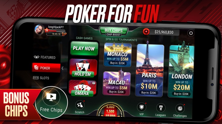 Jackpot Poker by PokerStars™ screenshot-0
