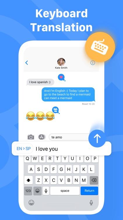 Translate.me Voice Translator screenshot-5