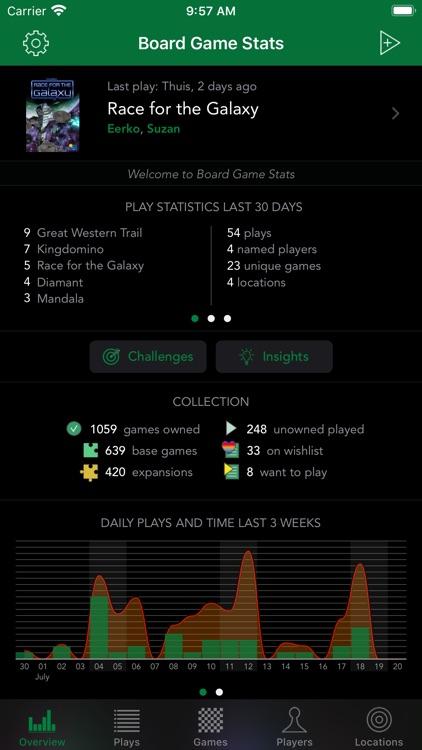 Board Game Stats screenshot-8