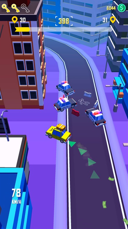 Taxi Run screenshot-6