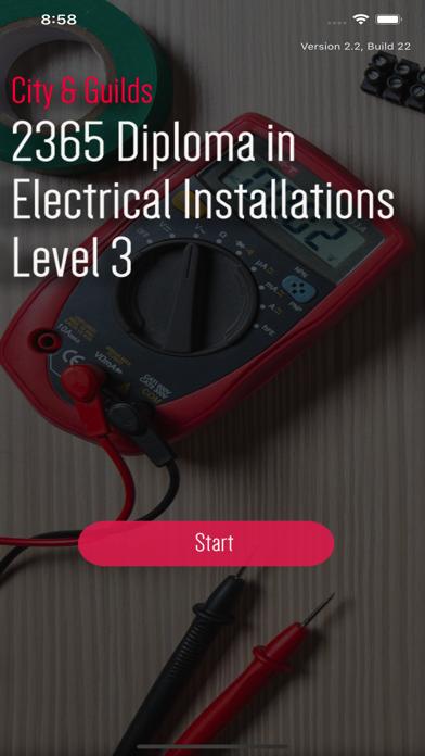 CG 2365 Electrical Install L3 screenshot 1
