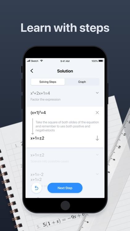 Math Lens: Math Problem Solver