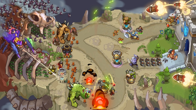 King of Defense Premium screenshot-3