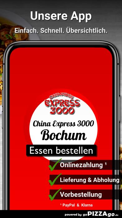 China Express 3000 Bochum screenshot 1