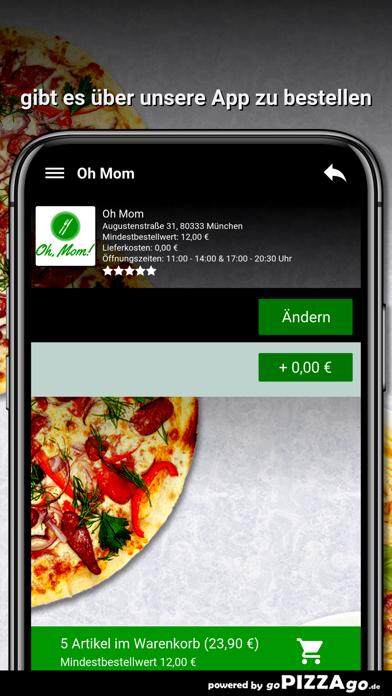 Oh Mom München screenshot 6