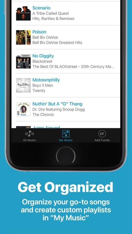 AMI Music screenshot-3