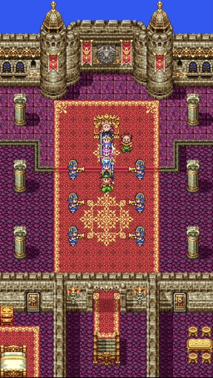 DRAGON QUEST III screenshot-5