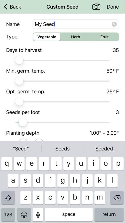 iGarden USA - Gardening Helper screenshot-3