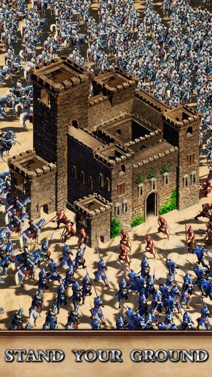 Rise of Empires: Fire and War screenshot-3