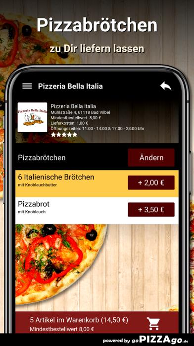 Bella Italia Bad Vilbel screenshot 6