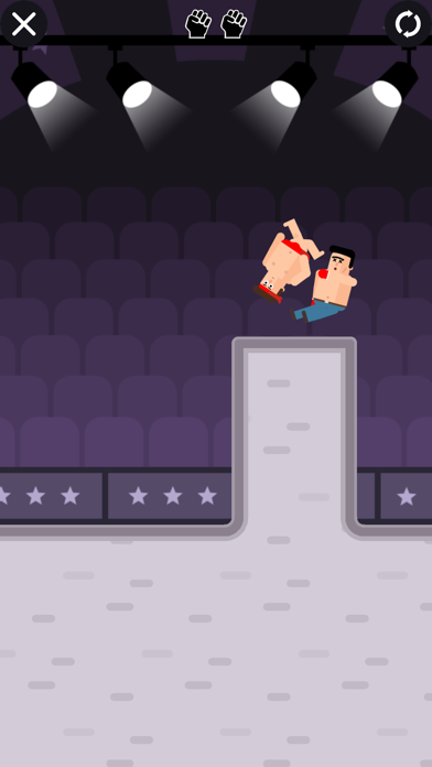 Mr Fight - Wrestling Puzzles screenshot 2