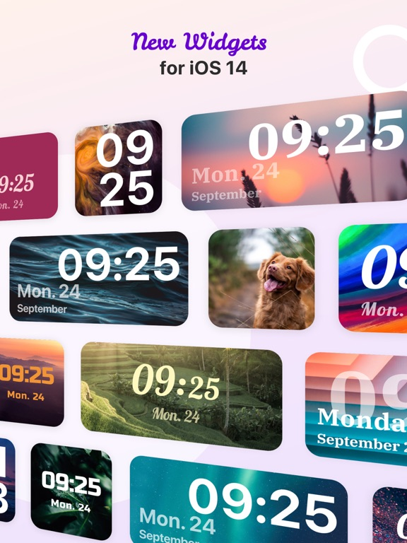 Custom Widgets - Design & Use screenshot 5