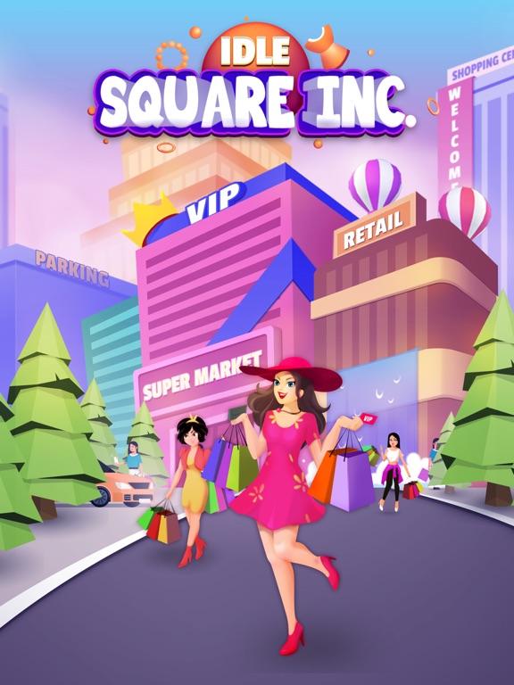 Idle Square Inc.: Mall Tycoon screenshot 6