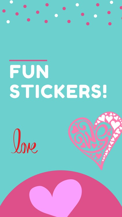 Fun Stickers!