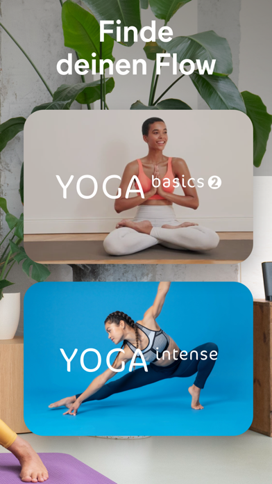 messages.download Gymondo: Fitness & Yoga software
