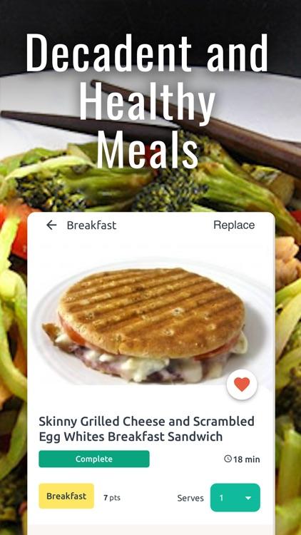 Skinny Kitchen Meal Plan App
