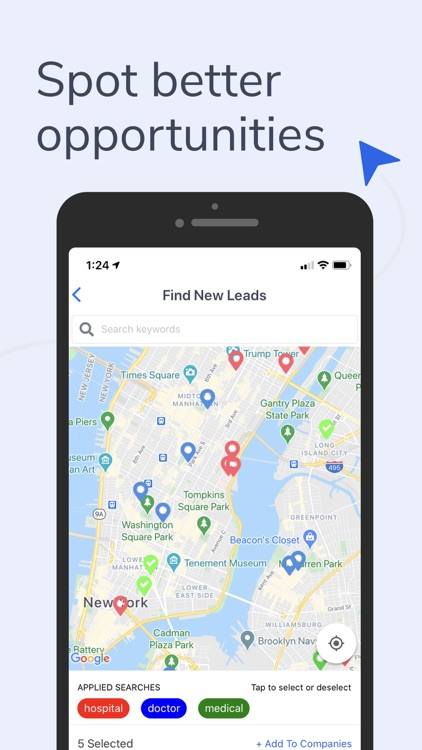 Map My Customers Route Planner screenshot-6
