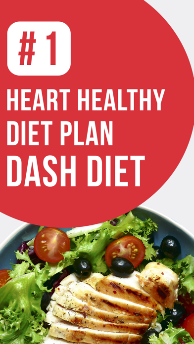 DASH Diet: Doctor Recommended Screenshot