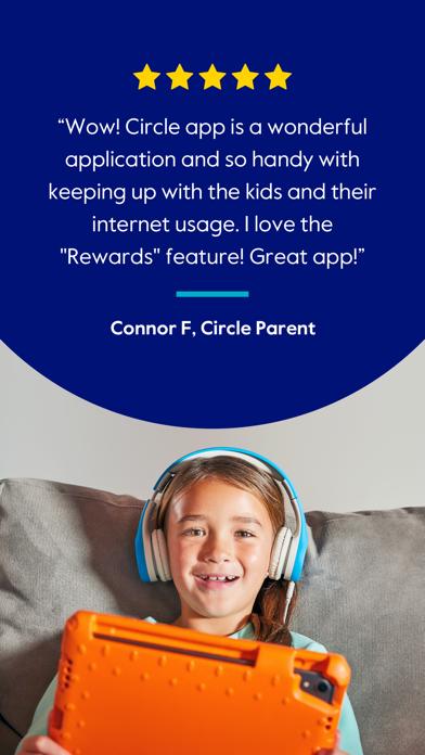 Circle Parental Controls Screenshot