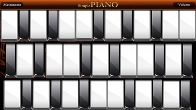 The Simple Piano screenshot 2