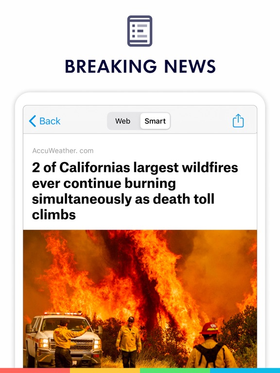 SmartNews - Trending News & Stories screenshot