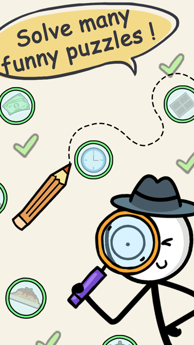 Draw Puzzle 3: missing part screenshot 8