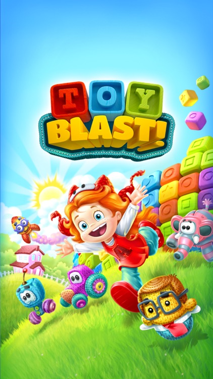 Toy Blast screenshot-9