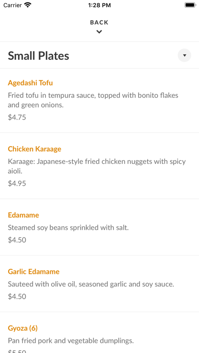 Ototo Sushi CoScreenshot of 3