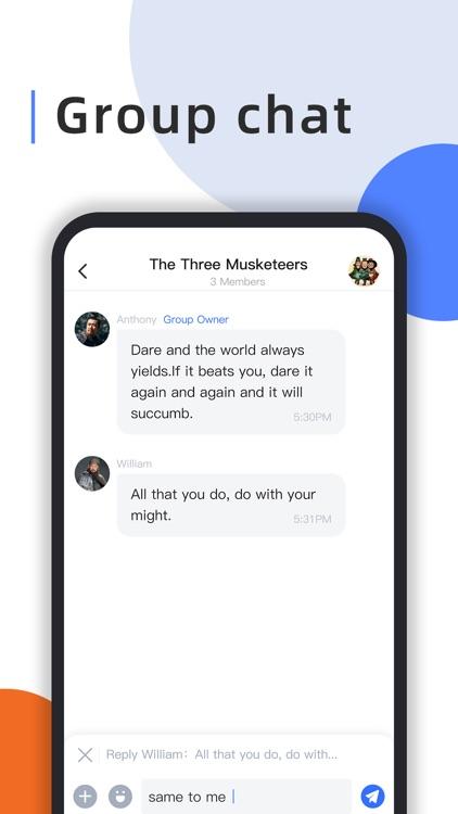 Melon Chat screenshot-3