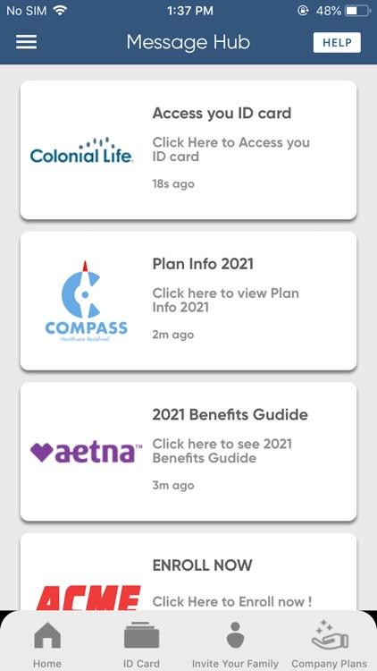 Your Benefits by IMA Health screenshot-7