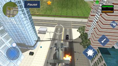Super Rope Hero - Crime City screenshot 7