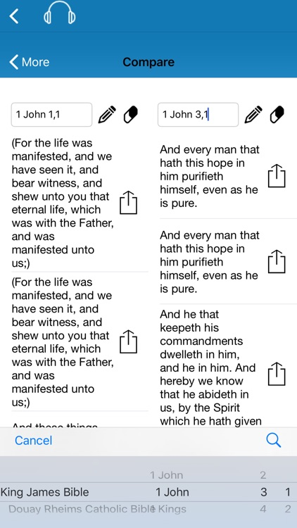 Audio Bible (King James) screenshot-7