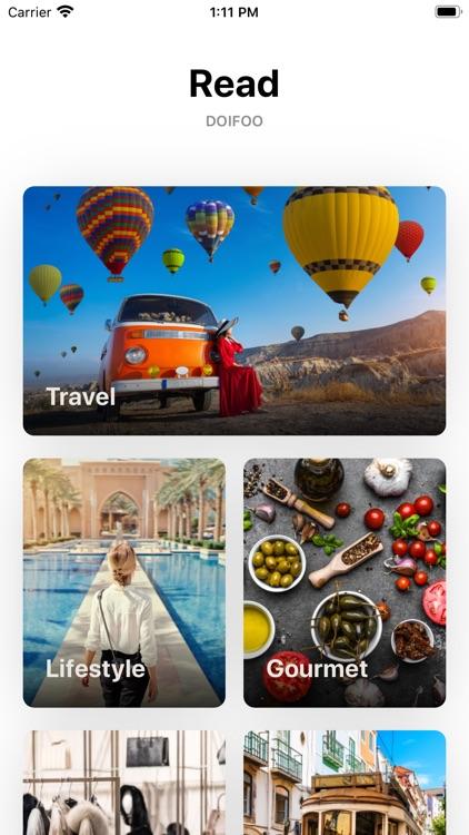 Doifoo: Places, Trips & Dayout screenshot-8