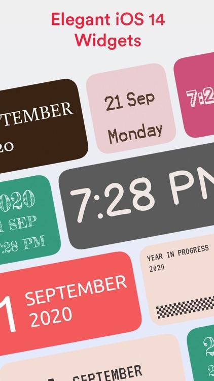Pixel Widgets screenshot-0